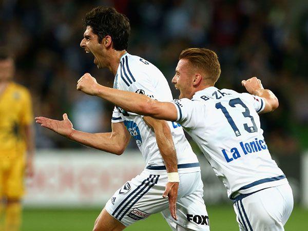 Finkler hands Victory A-League win