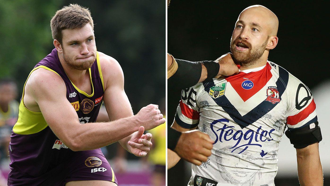 NRL: Rebuilding North Queensland Cowboys nab Tom Opacic and Kurt Baptiste
