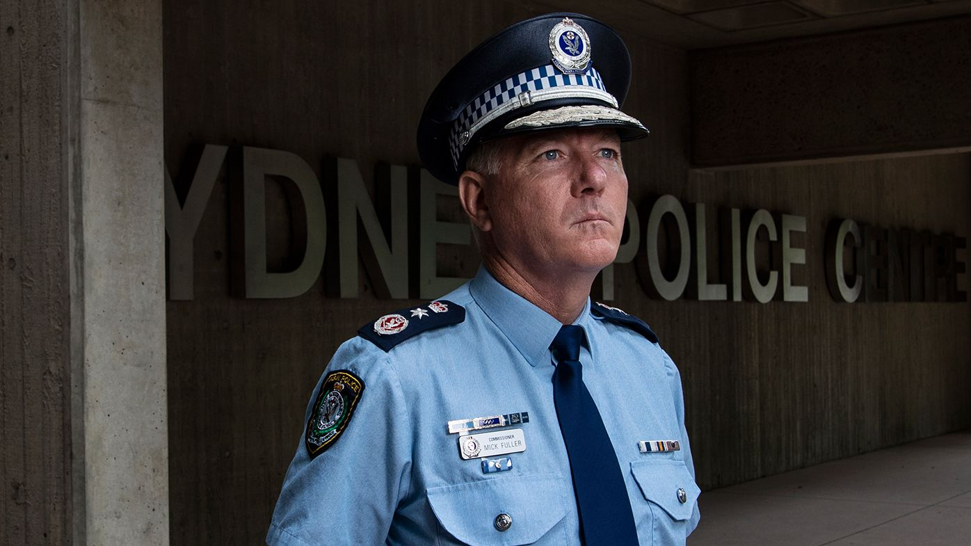 NSW Police Commissioner Mick Fuller barred from joining ARL Commission in ploy to stop NRL's bad boys