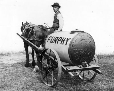 Furphy Water Cart Lends Its Name To Classic Australian Slang 9pickle
