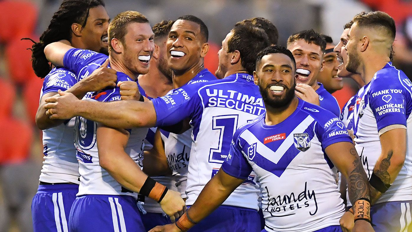The Bulldogs down the Tigers.