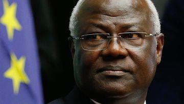 Sierra Leone leader Ernest Bai Koroma. (AAP)