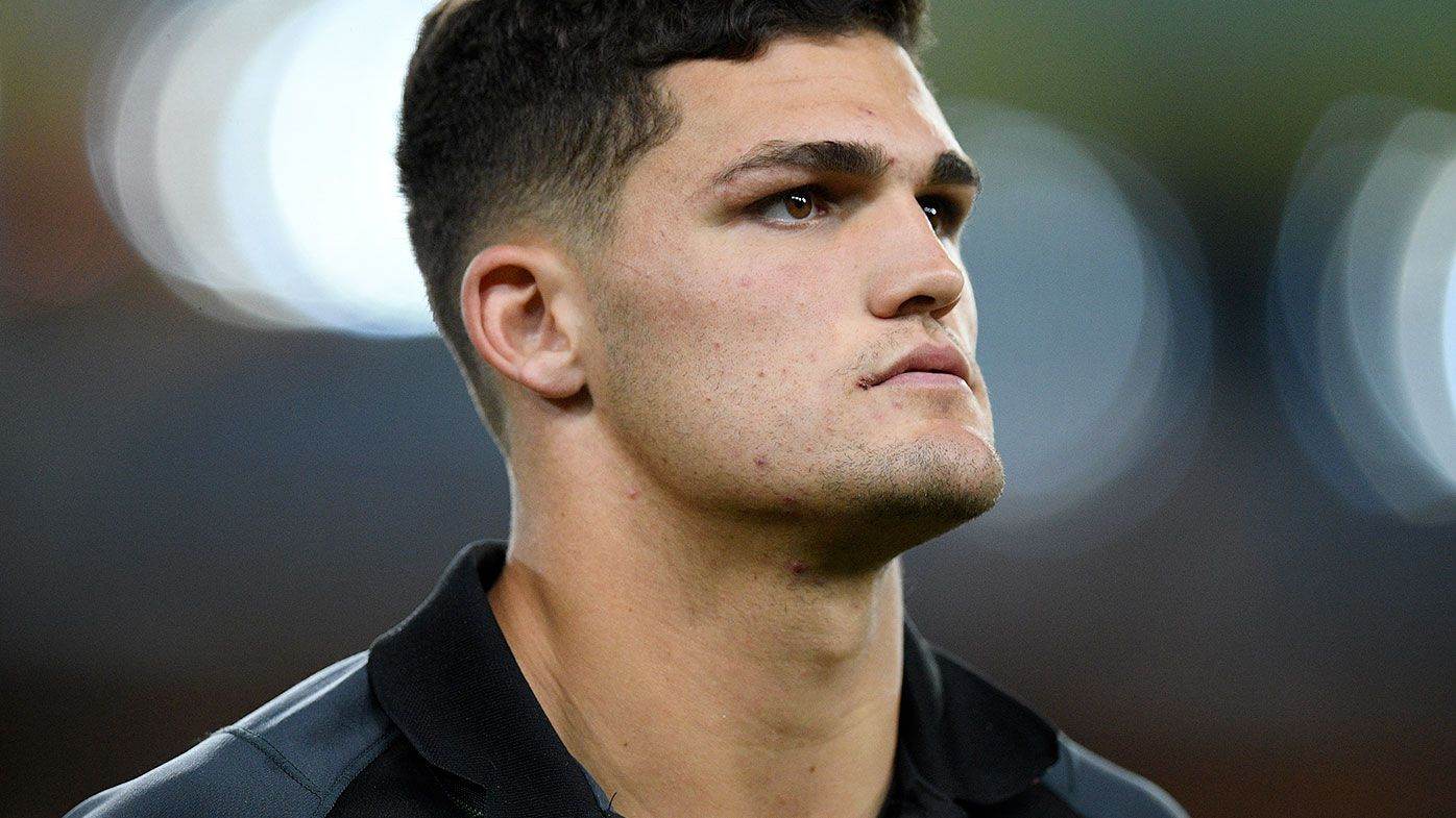 Panther halfback Cleary out for 10 weeks