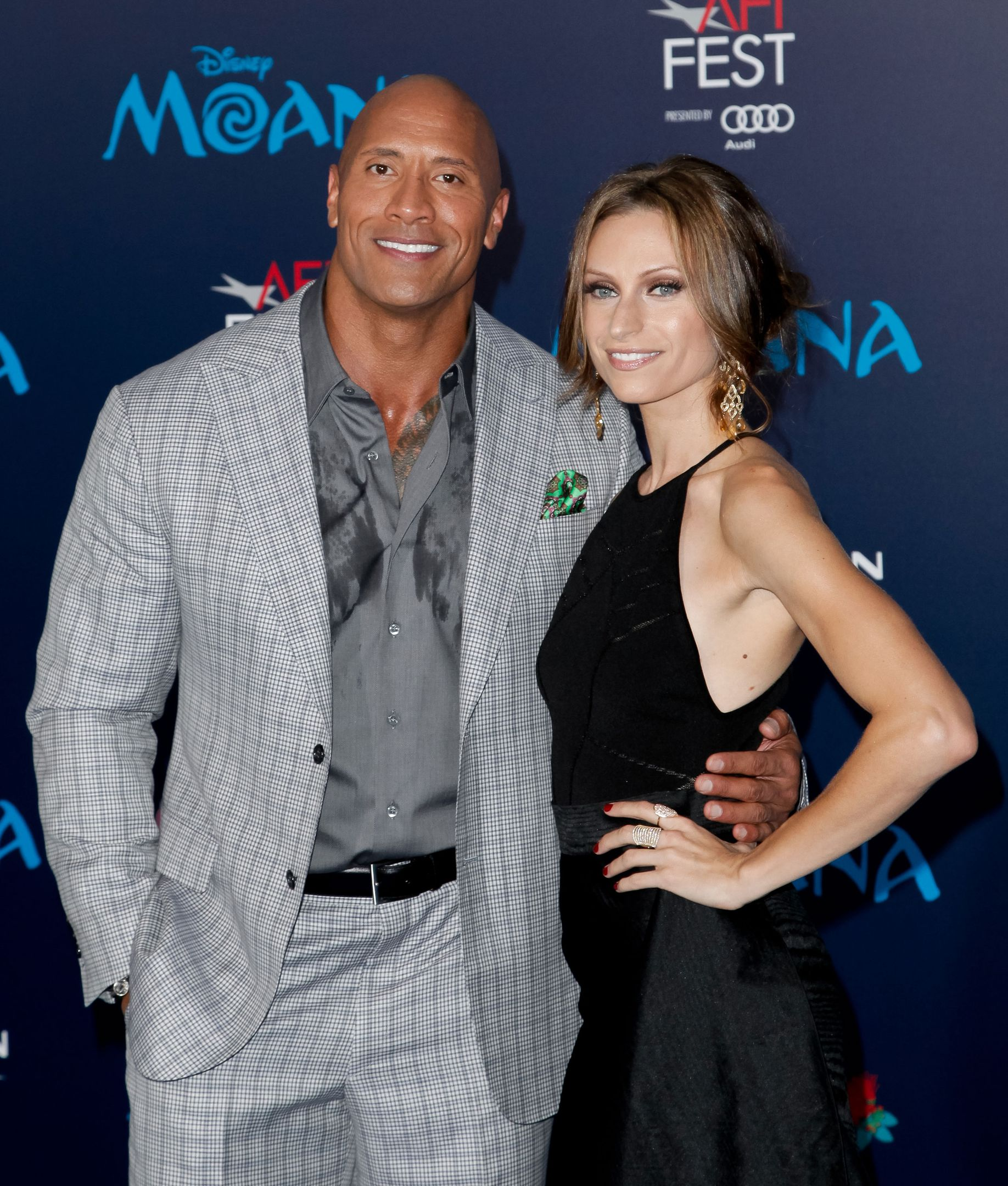 Dwayne 'The Rock' Johnson and Girlfriend Lauren Hashian Announce Pregnancy