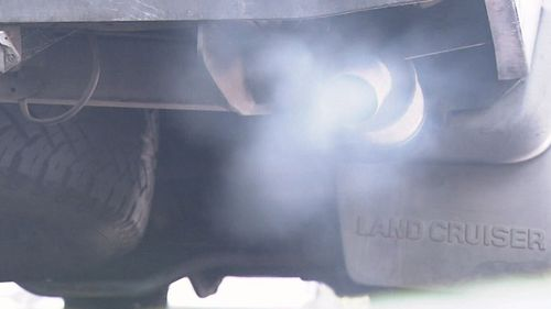Drivers are being urged to report smoky vehicles.