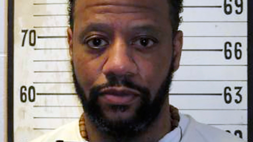 This photo provided by Tennessee Department of Correction shows Pervis Payne.