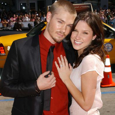 Chad Michael Murray and Sophia Bush: Five months