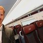 Prince Harry booked out an entire first-class train carriage