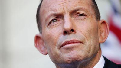 Former PM Tony Abbott's father dies