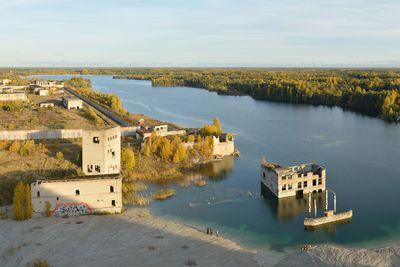 <strong>Rummu Prison, Estonia</strong>