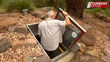 DIY bushfire bunkers pose potentially deadly risk