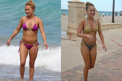 Name: Hayden Panettiere<br/><br/>Age: 24 years old