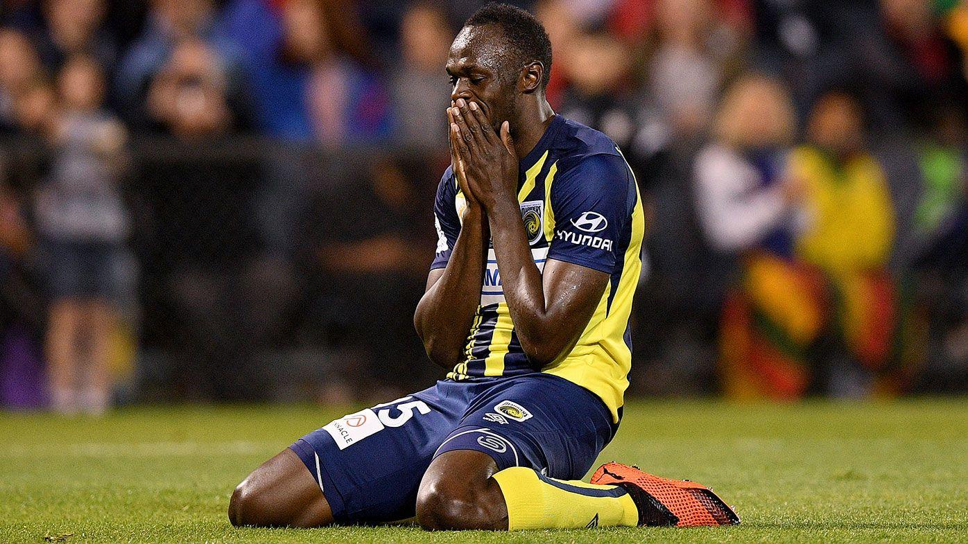 Usain Bolt adding value to the A-League: Kerr