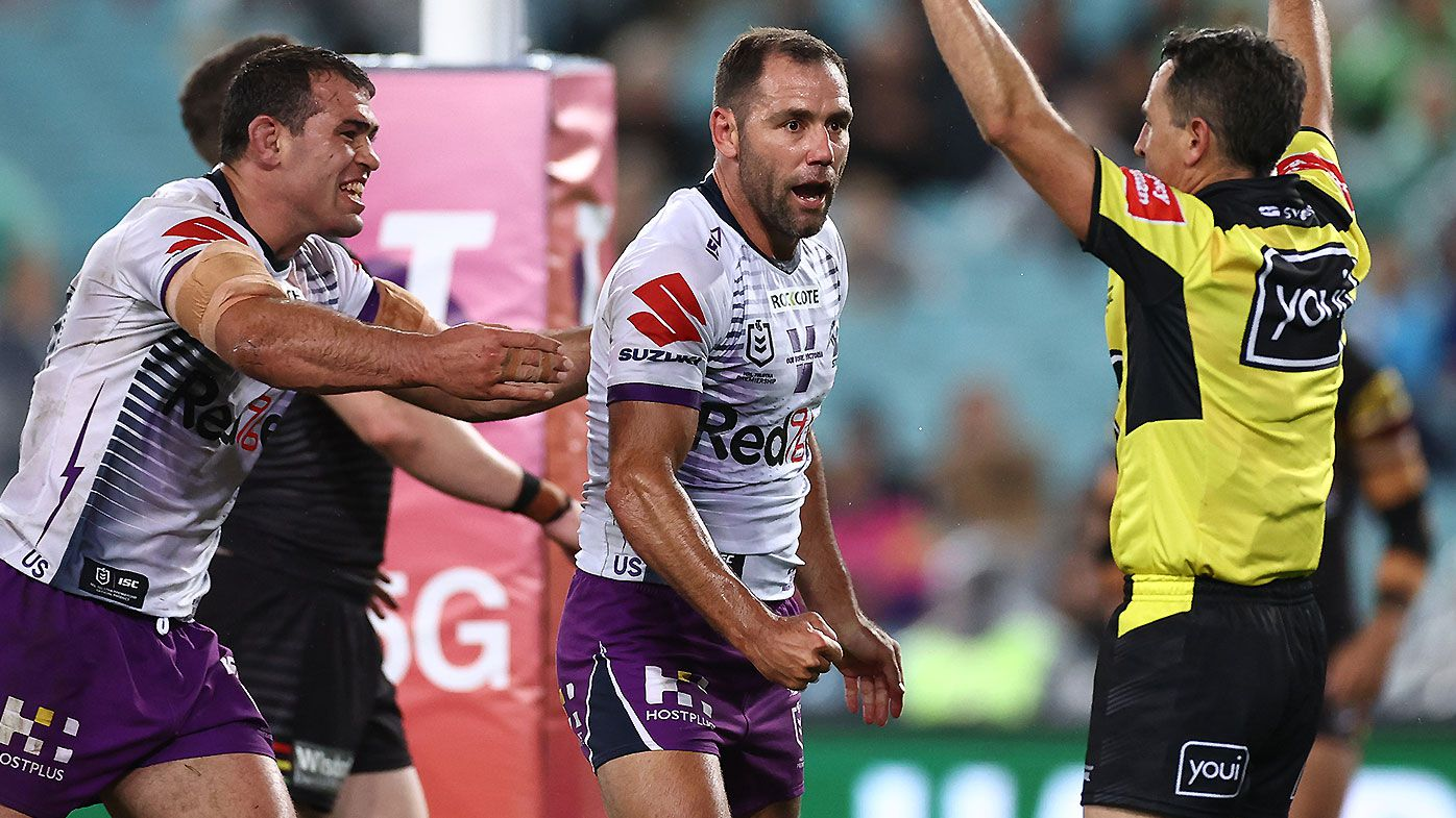 Ryan Papenhuyzen claims Clive Churchill Medal as Melbourne Storm take out NRL Grand Final