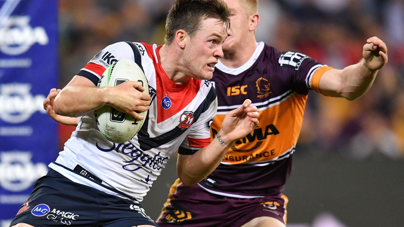 NRL: Luke Keary ready to rock and roll for Roosters