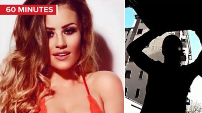 Was glamour model's Milan abduction staged?