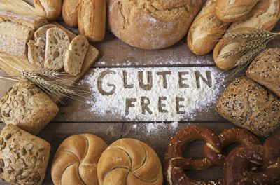 <strong>Now - The Gluten Free Diet</strong>