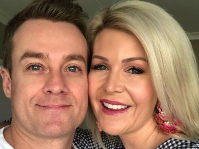 Grant Denyer and Chezzi Denyer