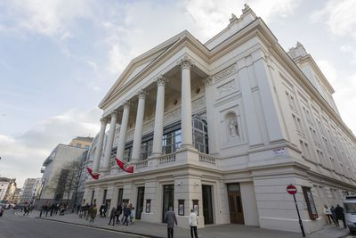 Royal Opera House – Bow St, London