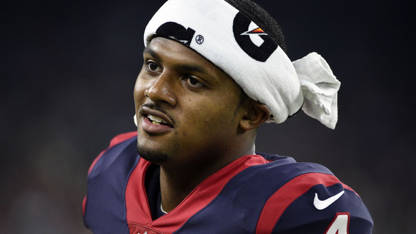 Deshaun Watson sparks trade bonanza after trade request from Houston Texans