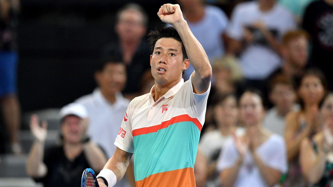 Brisbane International rolling coverage: Nishikori through to semi-finals, Osaka reaches final four, De Minaur to face Tsonga