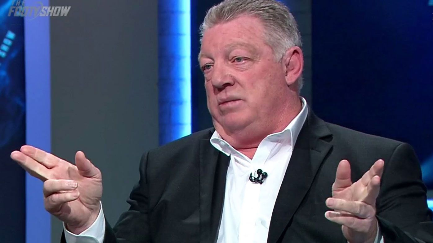 Phil Gould reveals Penrith Panthers' board intended to sack former coach Anthony Griffin twice prior