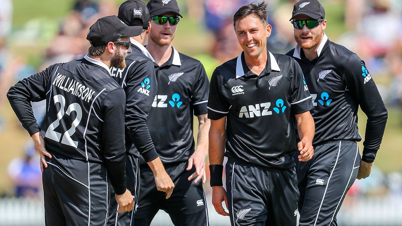 Trent Boult five-wickets leaves India all out for 92 in