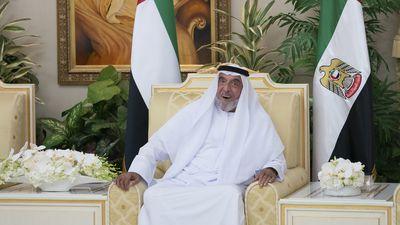 Sheikh Khalifa bin Zayed Al Nahyan of Abu Dhabi