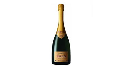 "<p>KrugGrande Cuvée (Reims), <a href=""https://www.danmurphys.com.au/product/DM_74690/krug-grande-cuv-e"" target=""_blank"">buy: $295</a></p>"