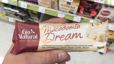 <strong>Go Natural Macadamia Dream</strong>