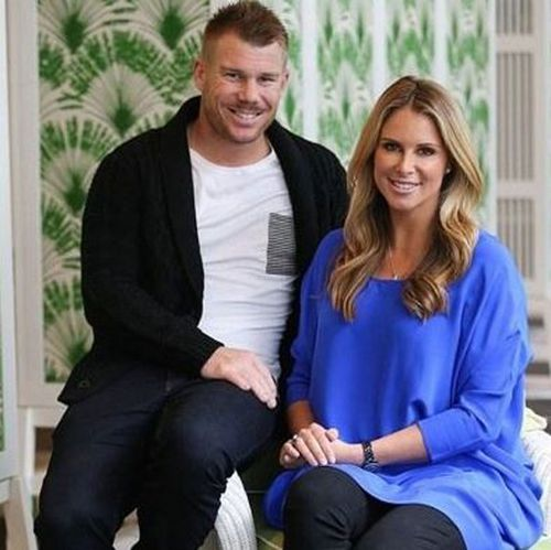 Warner and Falzon have just bought a mansion in Coogee reportedly worth $6.5m. (Twitter)
