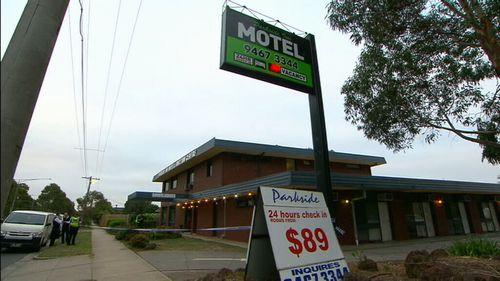 The Parkside Inn Motel in Kingsbury. (9NEWS)