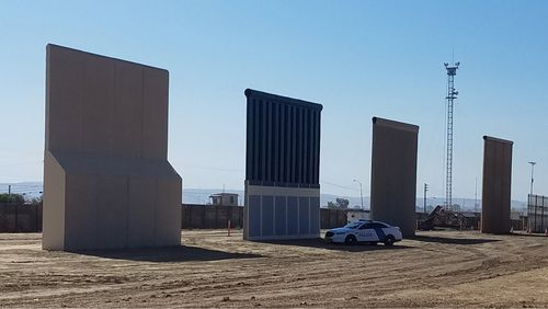 The walls will be tested over the coming months.