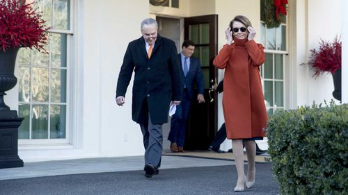 The midterm election results will force the White House to negotiate with Democratic leaders Chuck Schumer and Nancy Pelosi.
