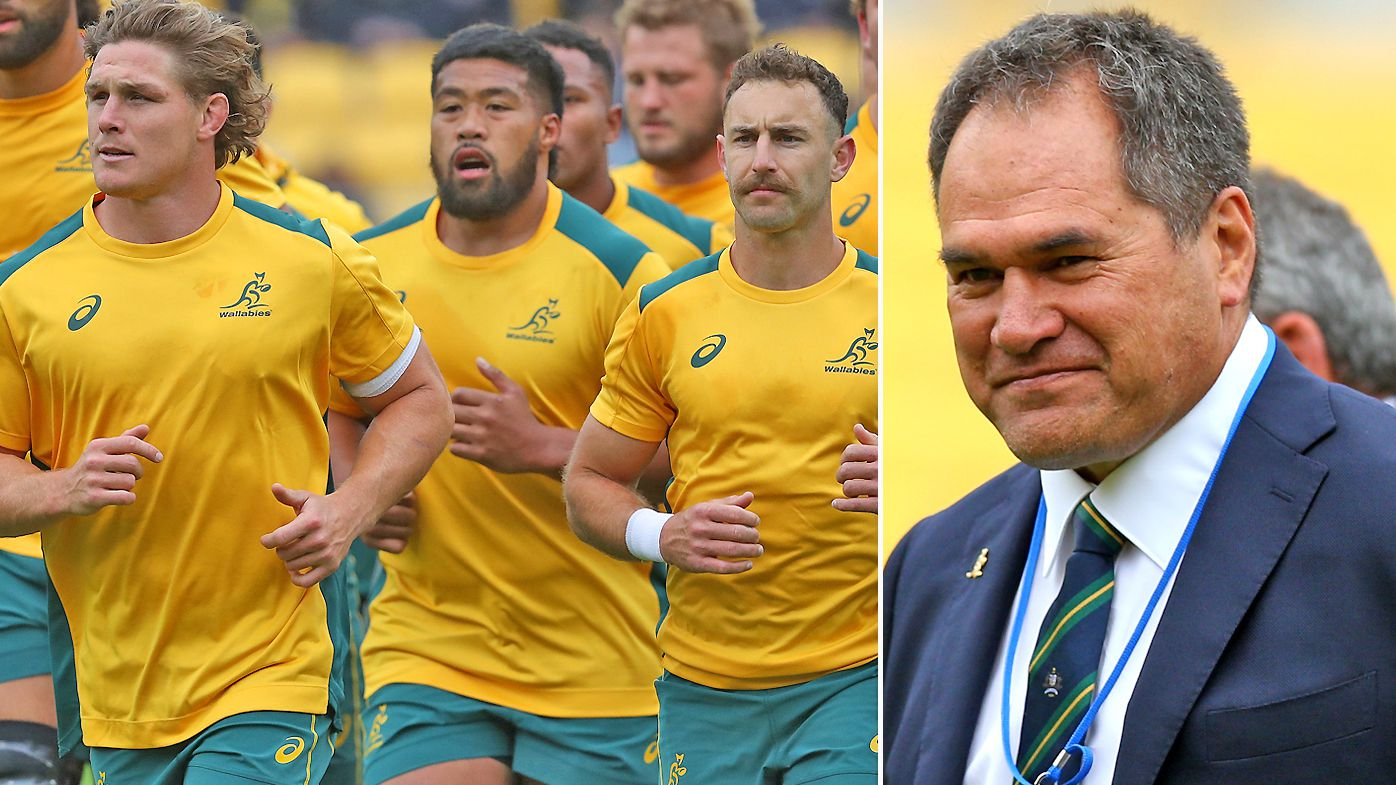 EXCLUSIVE: New Wallabies coach Dave Rennie lauded for delivering much-needed 'shot in the arm'
