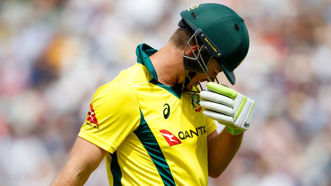 Australian wicketkeeper Tim Paine calls for batting improvements after collapse against England in ODI opener