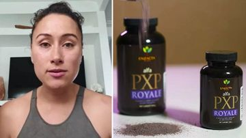 NRL wife's 'rubbish' miracle powder