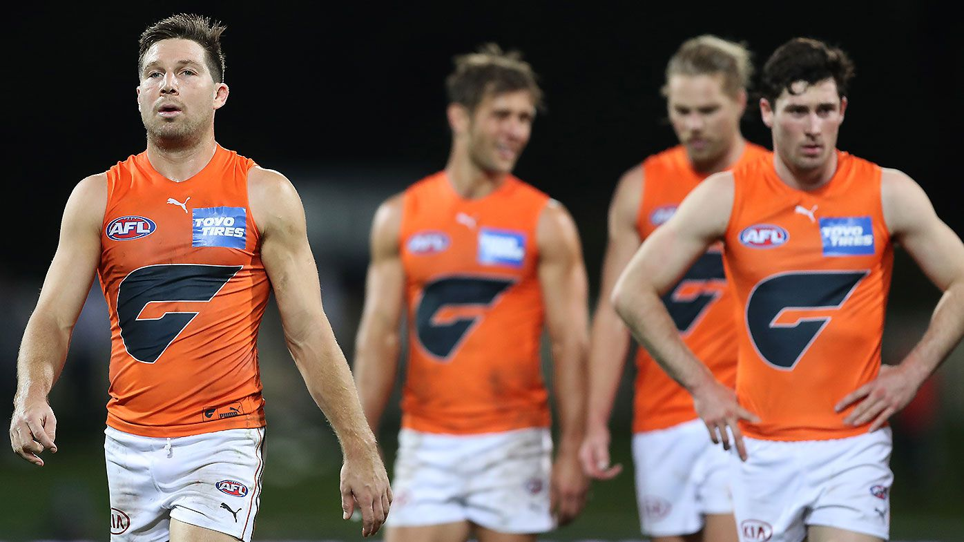 GWS Giants and Sydney Swans 'flat' over prospect of extended Victorian stay due to COVID-19 outbreak