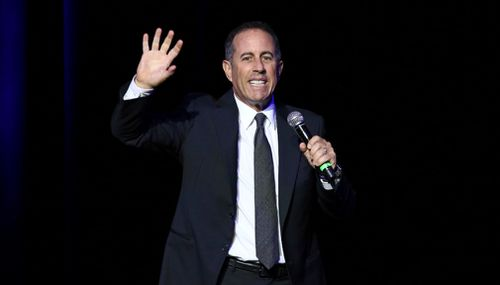 Jerry Seinfeld has a point.
