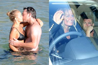 It's official! Lara Bingle has been wooed by Sam Worthington, calling him her boyfriend on social media. <br/><br/>With the loved-up couple smooching their way through Sydney, we've album-ised our fave Bingleton snaps to date from the whirlwind romance. <br/><br/>Oh, how we love a good PDA sesh....