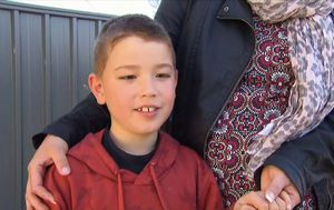 Missing Perth boy who was inside stolen car hid for hours until it was safe to get help