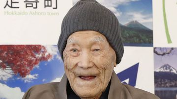 Masazo Nonaka, the world's oldest man, has died aged 113.