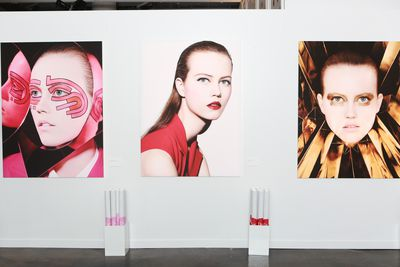 The launch of Dior - The Art of Colour.