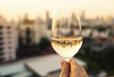 5. White wine