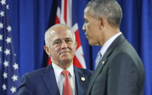 Former US President Barack Obama agreed to take genuine refugees from Australia's offshore detention systems in Papua New Guinea and Nauru given they did not pose a security risk in November last year.