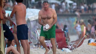Harrison Ford, 73