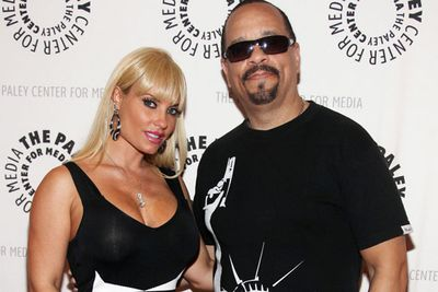 """Coco and Ice-T at The Paley Center For Media Presents """"Planet Rock: The Story of Hip-Hop & the Crack Generation"""" in New York City"""