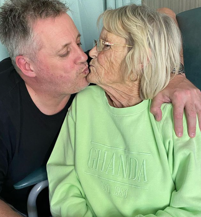Mr Orval's mother passed away seven weeks after being diagnosed with cancer.