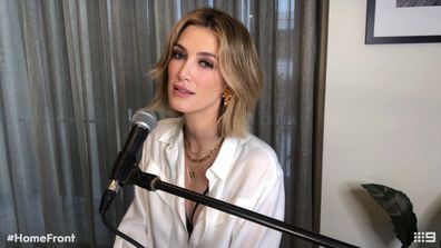 Delta Goodrem Music From The Home Front
