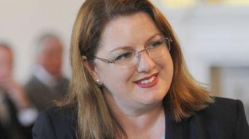 Aboriginal Affairs Minister Natalie Hutchins. (AAP)